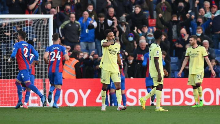Arsenal e Crystal Palace fecham a 8ª rodada da Premier League.