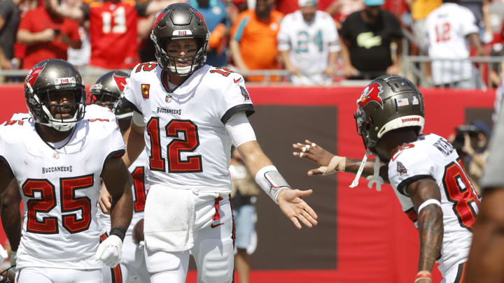 """Tampa Bay Buccaneers quarterback Tom Brady is one of the best of all-time at the """"QB Sneak,"""" which could pay off in a big way this evening."""
