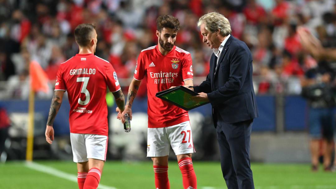 Benfica foi goleado pelo Bayern de Munique
