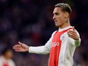 Em alta no Ajax, Antony apareceu no radar do Manchester City e do Barcelona, diz jornal. Clubes planejam investida em 2022.