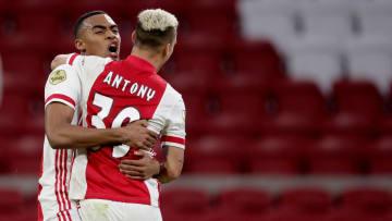 Jurrien Timber, Ryan Gravenberch, Antony e mais: os seis jovens talentos mais impressionantes do Ajax.