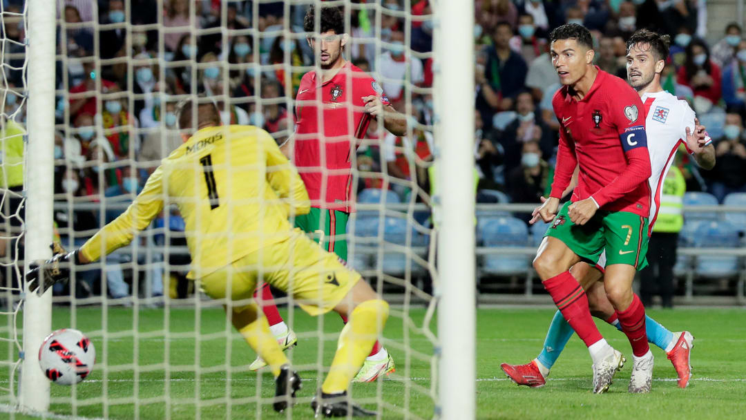 Portugal  v Luxembourg -World Cup Qualifier