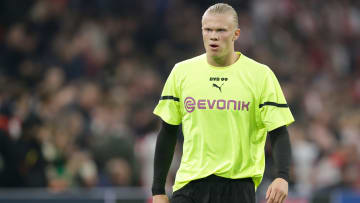 Thomas Tuchel says he fell into a trap when discussing Borussia Dortmund's Erling Haaland