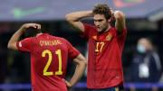 Mikel Oyarzabal abrió el marcador al 66', pero España no pudo mantener su ventaja.