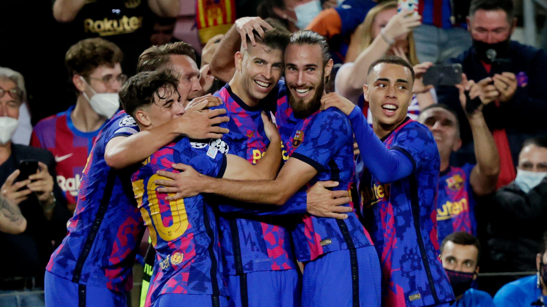 Barcelona 1-0 Dynamo Kyiv: Player ratings as Barça win first Champions League match of season