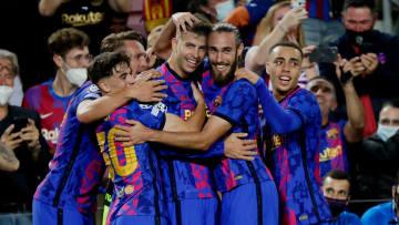 At last, some European joy for Barcelona