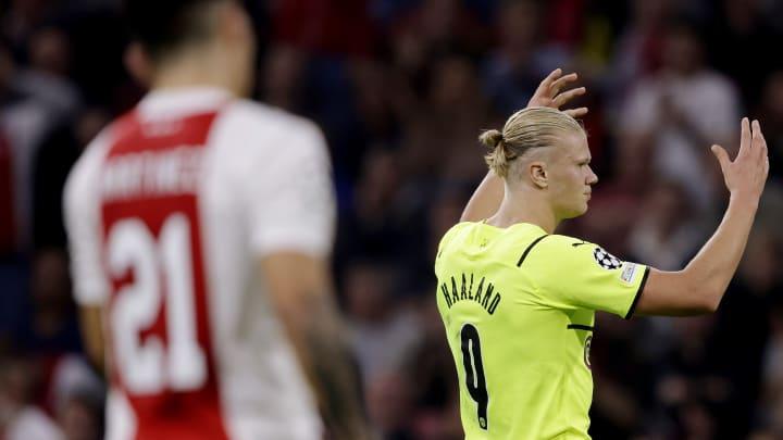 Partida contra o Ajax, pela Champions, foi a última disputada