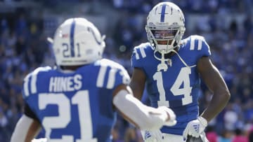 Tennessee Titans vs Indianapolis Colts NFL opening odds, lines and predictions for Week 8 matchup.