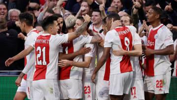 Die Ajax-Truppe ist gespickt mit großen Talenten