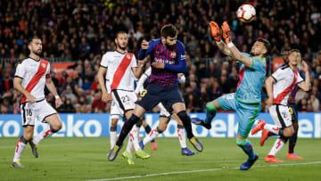 Rayo Vallecano e Barcelona se enfrentam pela 11ª rodada da LaLiga