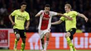 Der BVB war gegen Ajax meist nur zweiter Sieger