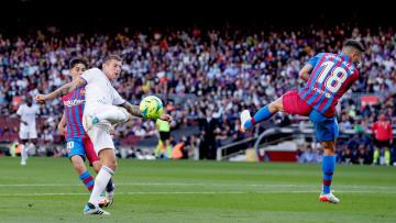 Jordi Alba y Toni Kroos