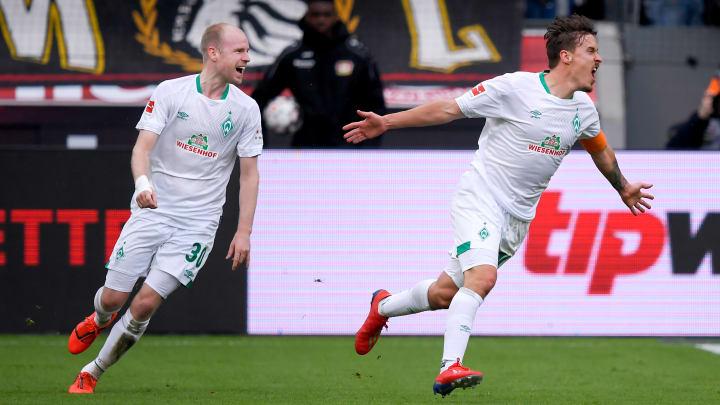 Alte Hasen: Werder vermisst Davy Klaassen (l.) und Max Kruse (r.)
