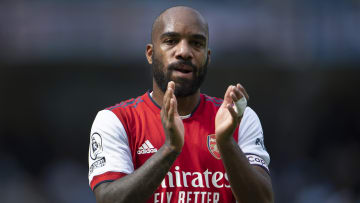 Alexandre Lacazette is set to leave Arsenal in the coming months