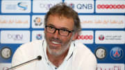 Al Rayyan head coach Laurent Blanc speaks on the 2022 World Cup