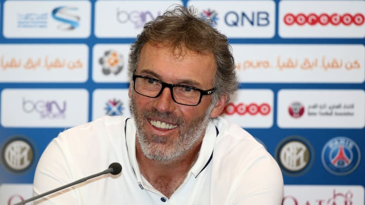Laurent Blanc discusses the 2022 World Cup & names players to watch out for