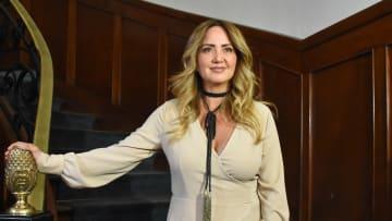 Andrea Legarreta rompe el silencio sobre su pleito con Anette Cuburu
