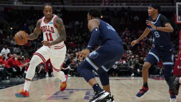 DeMar DeRozan jugará con los Chicago Bulls en la 2021-22