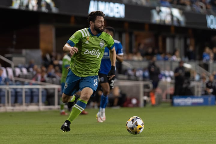 Joao Paulo has arguably been the best central midfielder in MLS this season.