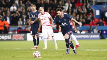 Lionel Messi verwandelte seinen Elfmeter ultra lässig