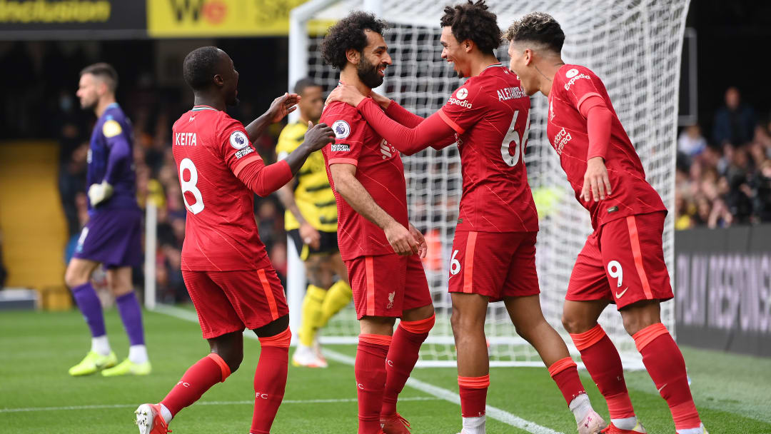 Liverpool cruised to victory
