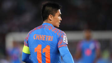 Sunil Chhetri is one of the greatest captains in Indian football history