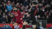 Mohamed Salah has been in brilliant form for Liverpool this season