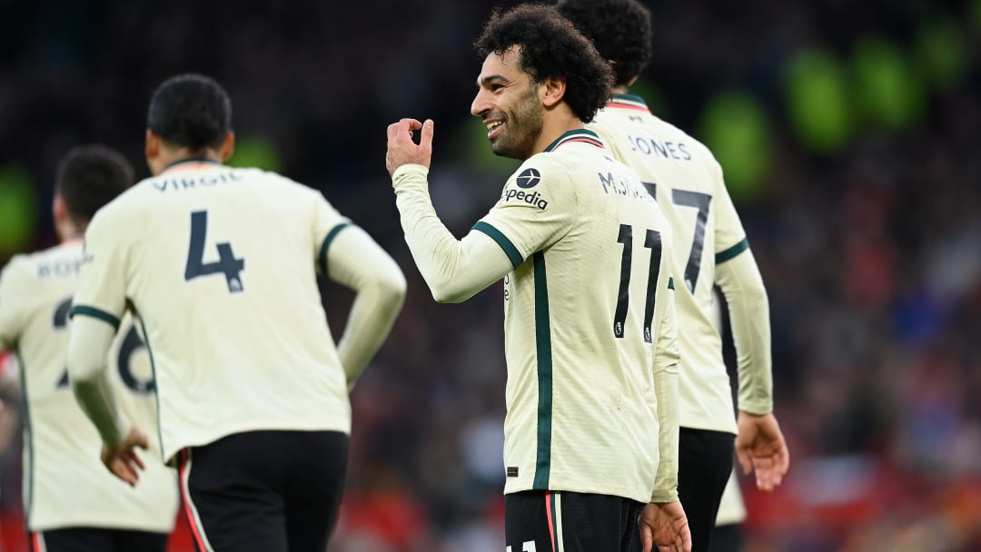 Liverpool are back in Carabao Cup action