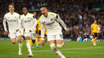 Rodrigo scored from the spot