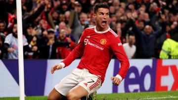 Cristiano Ronaldo scored the winner for Manchester United vs Atalanta in the UEFA Champions League