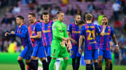 Barcelona earned a much-needed three points in the Champions League on Wednesday night