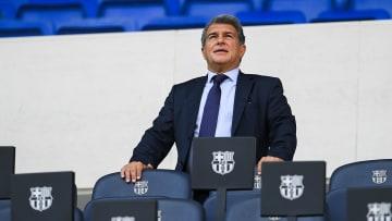 Joan Laporta hat große Pläne mit Barça
