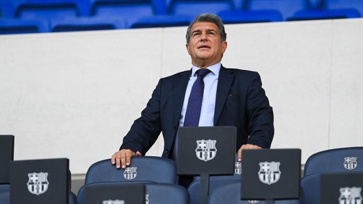 "Ansu Fati rettet Barça - Präsident Laporta tönt vom ""weltweiten Maßstab"""