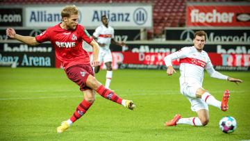 VfB Stuttgart v 1. FC Köln
