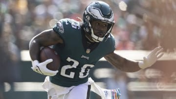 The Philadelphia Eagles have received some encouraging news with the latest Miles Sanders injury update.