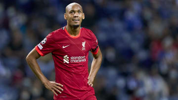 Fabinho does not expect to play against Watford