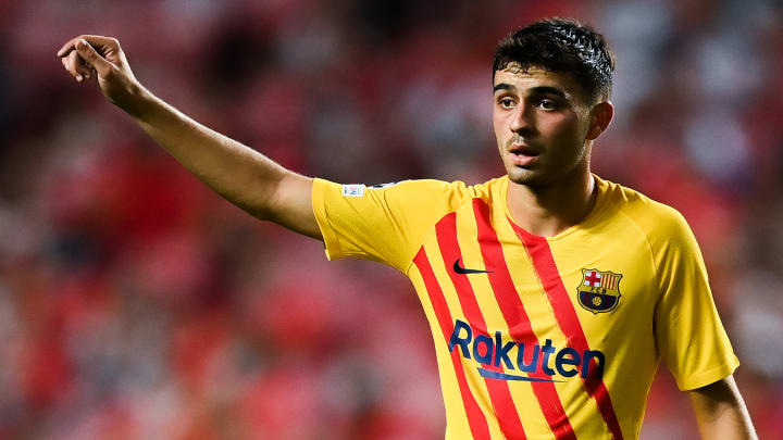 Pedri is one of Barcelona's brightest prospects
