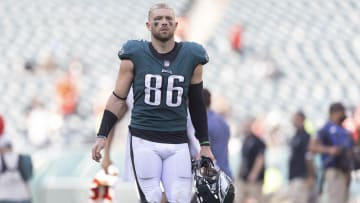 Zach Ertz's fantasy outlook is boosted by his trade to the Arizona Cardinals.