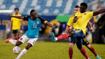 Colombia and Ecuador collide in a fundamental game for their aspirations