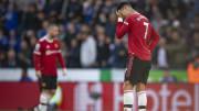 Cristiano Ronaldo, prétendant au Ballon d'Or 2021.