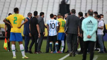 Argentina y Brasil se disputan el primer puesto de las Eliminatorias Conmebol.