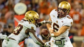 NC State vs Boston College prediction and college football pick straight up for Week 7.