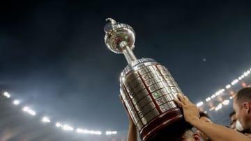 La Copa Libertadores, el trofeo que quieren todos.