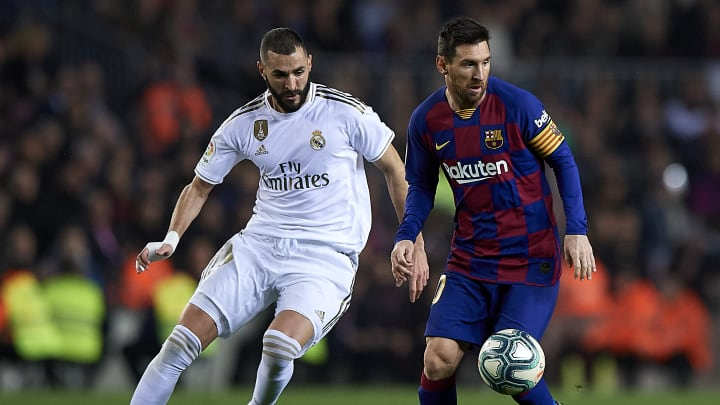 Twitter user tries to prove Benzema is better than Messi