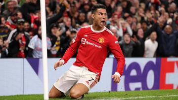 Cristiano Ronaldo scored the winner for Manchester United vs Atalanta in the Champions League