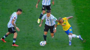 Argentina wants to win the position of leader to the Brazil of Neymar.