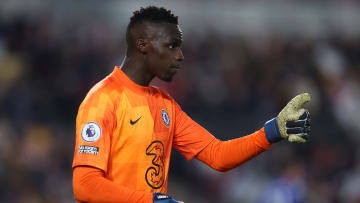 Edouard Mendy is in the form of his life