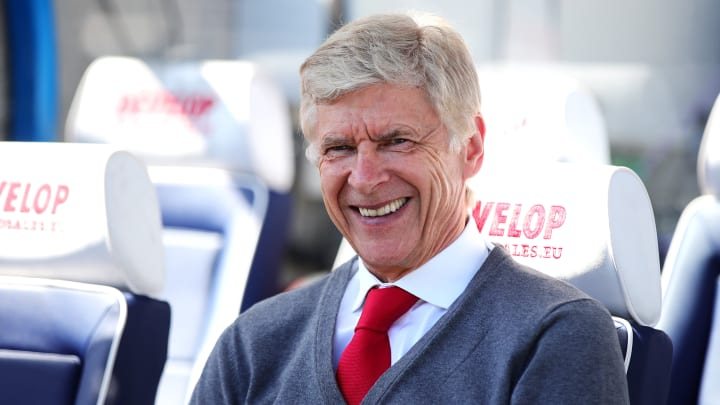 Arsene Wenger spent 22 years in charge of Arsenal