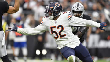 The Chicago Bears got some bad news after Khalil Mack's injury update shows he may be placed on the IR.