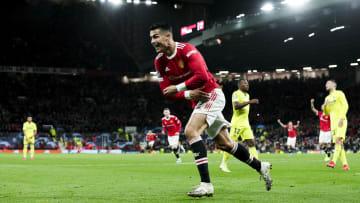 Face à Villarreal, Cristiano Ronaldo avait offert la victoire aux Mancuniens dans les derniers instants (2-1).